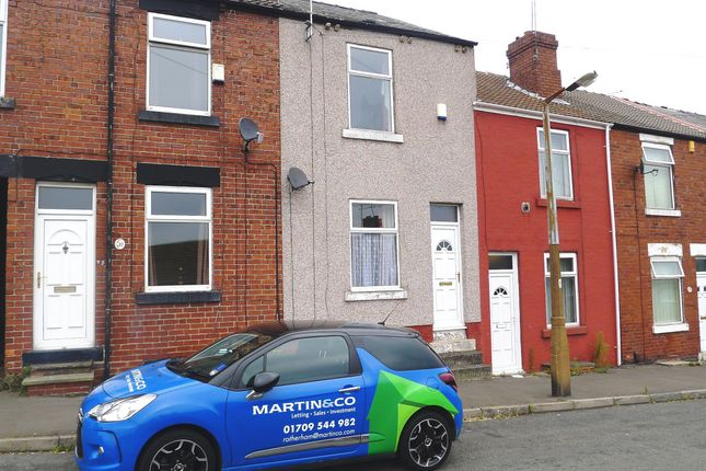 Thumbnail Terraced house to rent in Evelyn Street, Rawmarsh, Rotherham