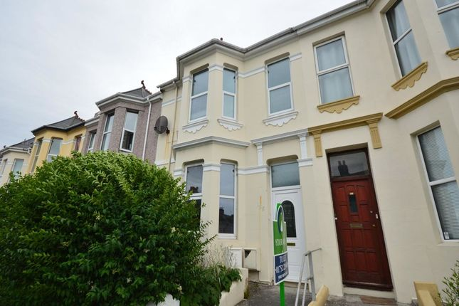 Thumbnail Flat for sale in Beaumont Road, St Judes, Plymouth