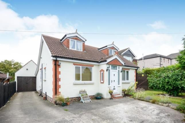 Thumbnail Bungalow for sale in Shuttlewood Road, Bolsover, Chesterfield, Derbyshire