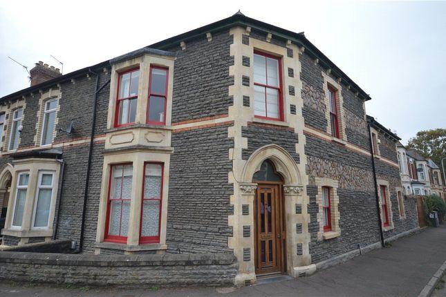 Thumbnail Terraced house for sale in Llanfair Road, Pontcanna, Cardiff