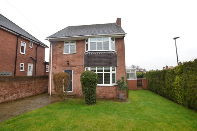 4 bed detached house to rent in Queens Drive, Barnsley S75