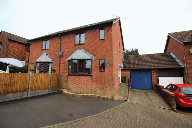 4 bed semi-detached house for sale in Beasley Court, Chard