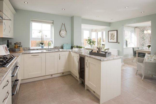"""Thumbnail Detached house for sale in """"Cambridge"""" at Station Road, Methley, Leeds"""