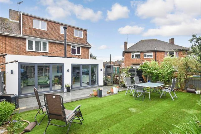 Thumbnail Semi-detached house for sale in Thorncroft Road, Littlehampton, West Sussex