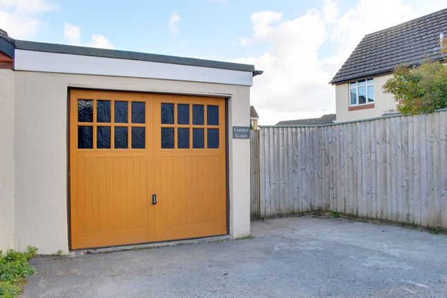 Single Garage of Prospect Place, Barnstaple EX32