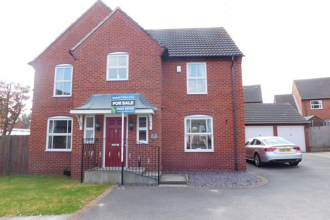 4 bed detached house for sale in Foxglove Grove, Mansfield Woodhouse, Mansfield