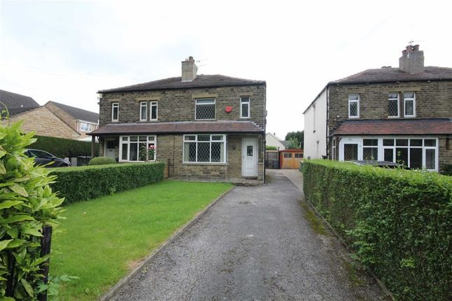 Thumbnail Semi-detached house for sale in Fusden Lane, Gomersal, West Yorkshire