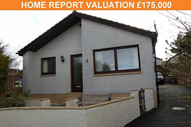 Thumbnail Detached bungalow for sale in Moray Park Avenue, Culloden, Inverness