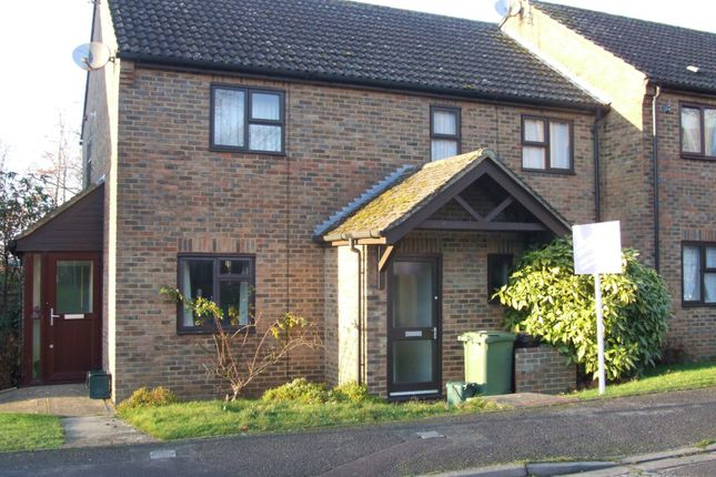 Thumbnail Maisonette to rent in Meadow Bank, Faringdon