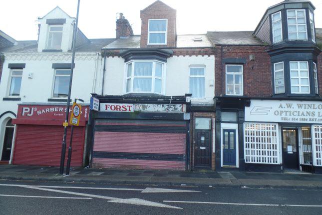 Thumbnail Retail premises for sale in Roker Avenue, Sunderland