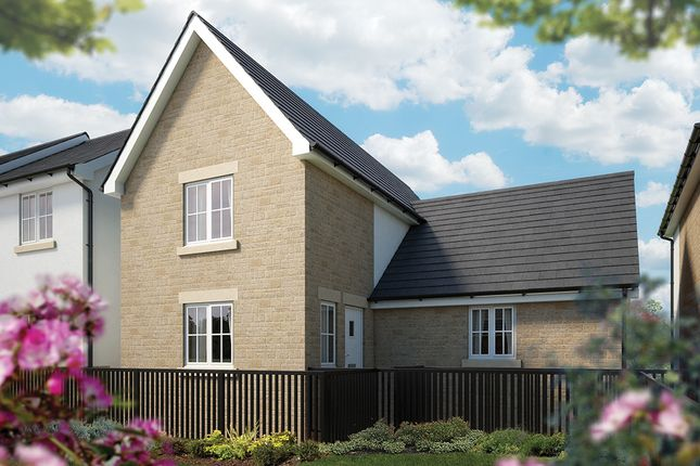 "Thumbnail Property for sale in ""The Powderham"" at Chard Road, Axminster"