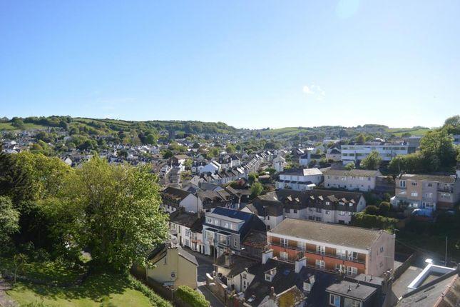 Thumbnail Flat for sale in Windmill Court, Windmill Hill, Brixham, Devon