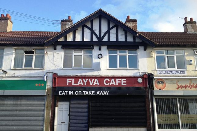 Commercial property for sale in Mount Road, Birkenhead, Wirral