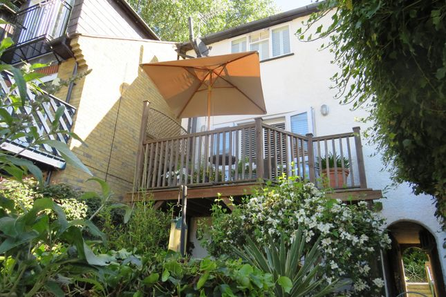 Thumbnail Town house for sale in Station Road, Berkhamsted