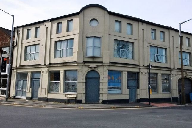 Thumbnail Flat to rent in First Floor Flat, The George Hotel, Bolton