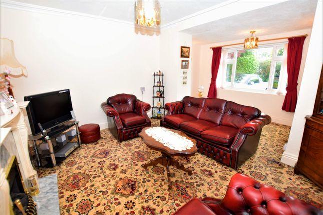 Living Room of Wrexham Road, Caergwrle LL12