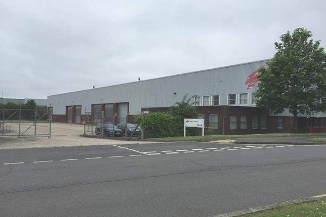 Thumbnail Warehouse to let in Unit 10 Worton Grange, Reading