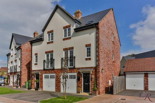 Thumbnail Semi-detached house for sale in Verda Place, Cheltenham