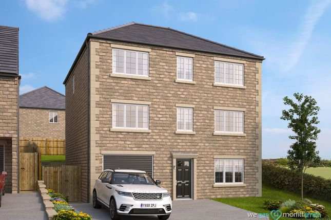 Thumbnail Detached house for sale in The Ferndown, Plot 10, Halifax Road, Thurgoland