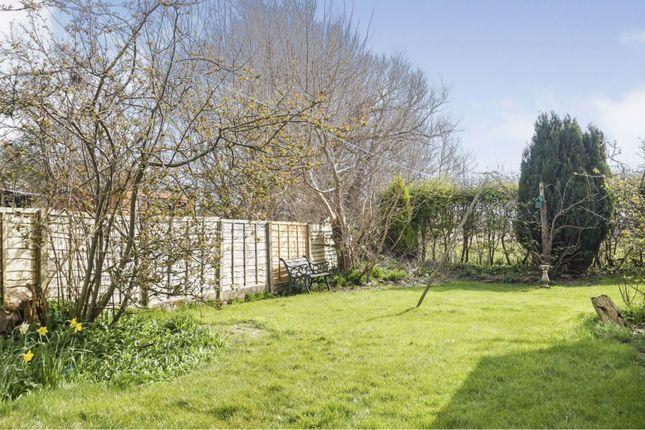 Rear Garden of Pilling Lane, Poulton-Le-Fylde FY6