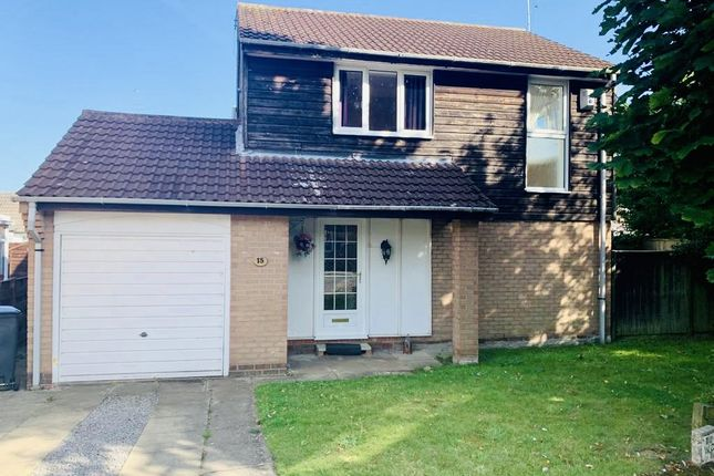 Thumbnail Detached house for sale in Walnut Close, Haxby, York