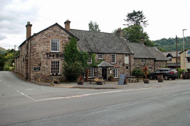 Thumbnail Pub/bar for sale in Glangrwyney, Crickhowell