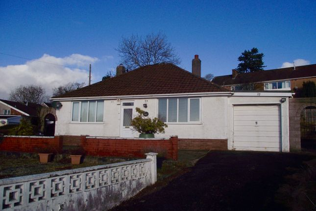 Thumbnail Detached bungalow for sale in Alexandra Road, Merthyr Tydfil