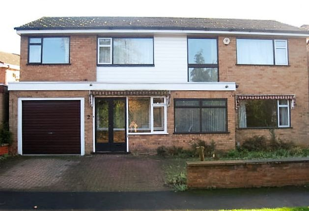 Thumbnail Detached house to rent in Oak Tree Close, Leamington Spa
