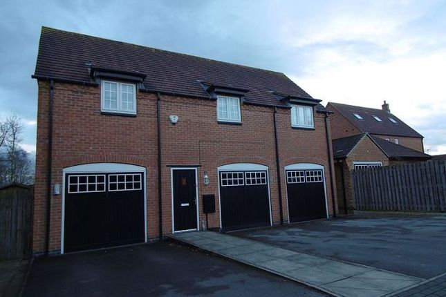 Thumbnail Detached house for sale in Woodlands Gardens, Edenthorpe, Doncaster