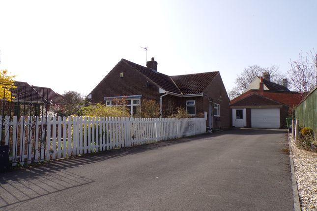 Thumbnail Detached bungalow for sale in Great Langton, Northallerton