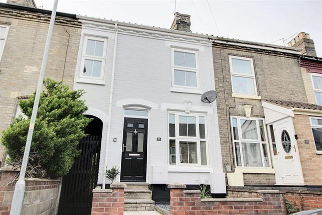 Thumbnail Terraced house for sale in Hotblack Road, Norwich