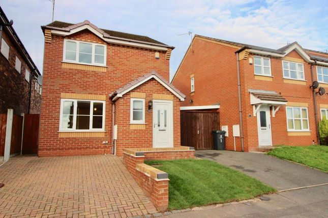 Thumbnail Detached house to rent in Harleigh Mews, Longton, Stoke On Trent, Staffordshire