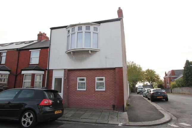 Thumbnail Semi-detached house for sale in Victoria Road, Barry