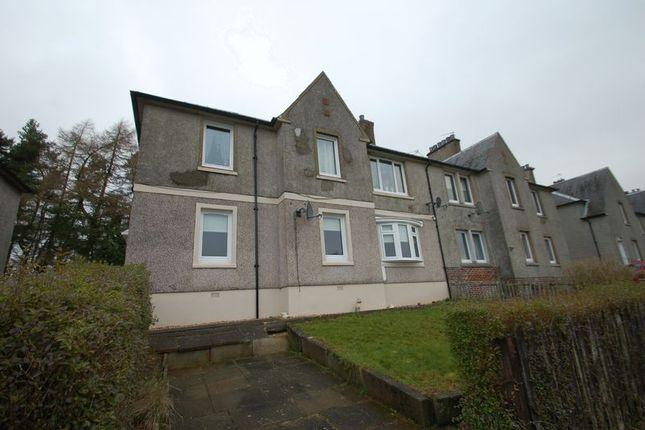 Thumbnail Flat for sale in Braxfield Terrace, Lanark