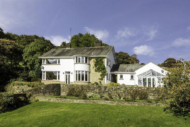 Thumbnail Detached house for sale in Higher Shore Road, Shore, Littleborough
