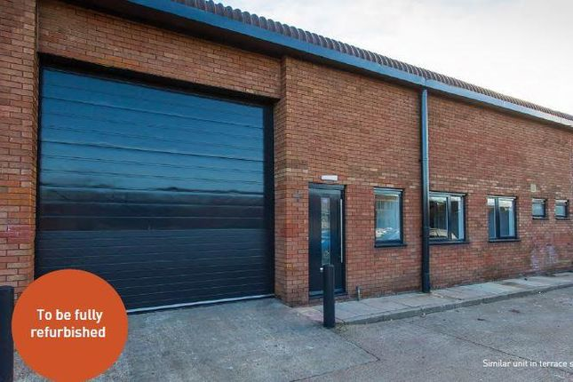 Thumbnail Light industrial to let in Unit 19, Barwell Business Park, Leatherhead Road, Chessington, Surrey