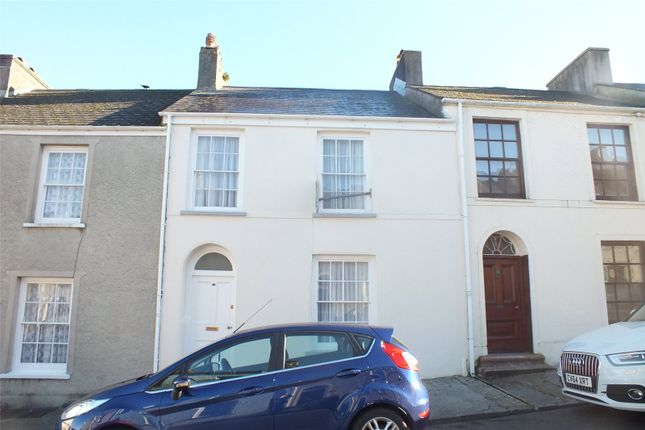 Thumbnail Terraced house for sale in Church Street, Pembroke Dock, Pembrokeshire
