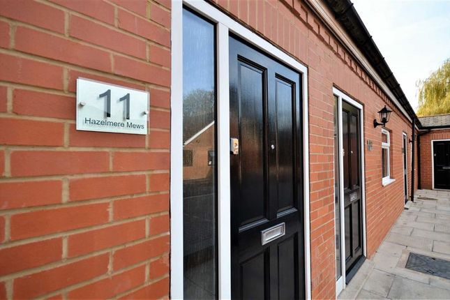 Thumbnail Flat for sale in Apartment 13, Hazelmere House, Grimsby