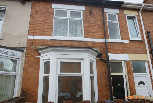 Thumbnail Shared accommodation to rent in Cowley Street, Derby