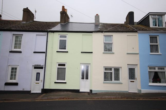Thumbnail Terraced house to rent in Coombe Vale Road, Teignmouth