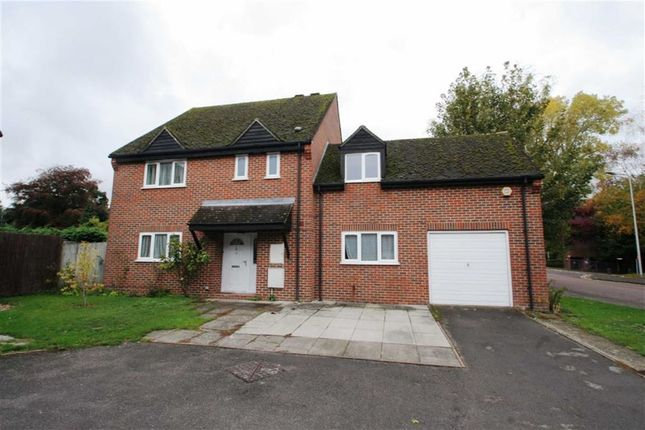 Thumbnail Detached house to rent in Strawberry Hill, Newbury