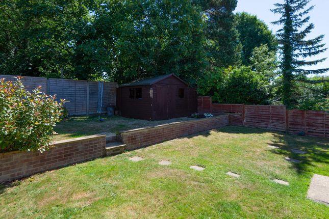 Garden of Studio Close, Kennington, Ashford TN24