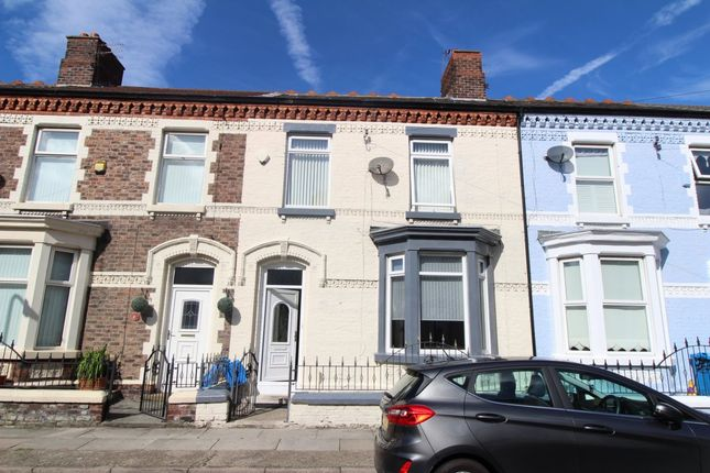 Thumbnail Terraced house to rent in Gertrude Road, Anfield, Liverpool
