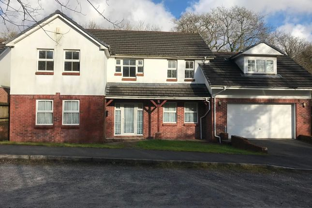 5 bed detached house to rent in Dan Y Deri, Glanamman, Ammanford