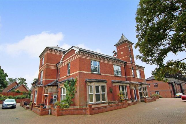 Thumbnail Flat for sale in Westbourne House, 15-17 Newcastle Road, Congleton