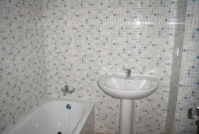 Bathroom of Spain, Málaga, Casares, Casares Playa