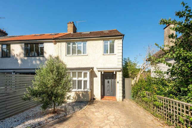 Thumbnail Semi-detached house to rent in South Park Hill Road, South Croydon