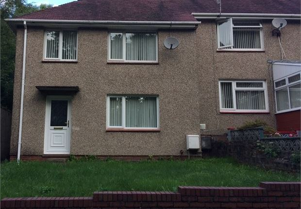 Thumbnail Semi-detached house to rent in Heol Y Fagwr, Clydach, Swansea.