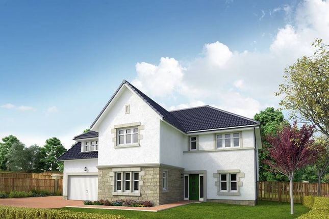 "Thumbnail Detached house for sale in ""The Ramsay At The Manor"" at Capelrig Road, Newton Mearns, Glasgow"
