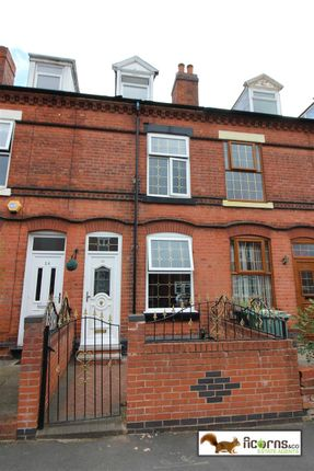 Thumbnail Terraced house for sale in Lumley Road, Walsall